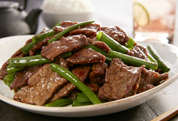 Carne al Estilo Mongol