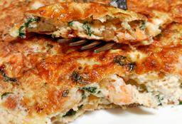 Tortilla de Langostinos