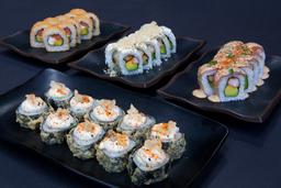 Promo Sushi Paquete Edo 2