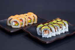 Promo Sushi Paquete Edo 1