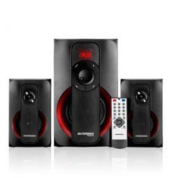 Sistema De Audio Mcqueen Mic S7028Bt Fm Sd+Usb Rms:70W Micronics