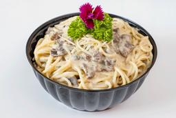Spaghetti Strogonoff