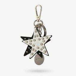 Estrella Hanging Plateado