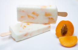 Paleta de Yogurt con Durazno