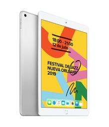 10.2 Ipad Wi-Fi 32Gb Silver 32 Gb