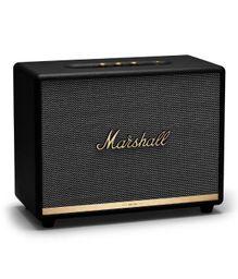 Parlante Marshall Woburn Ii Bluetootd 120/30 V Black