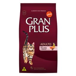 Gran Plus Alimento Para Gato Adulto Sabor Salmón + Arroz