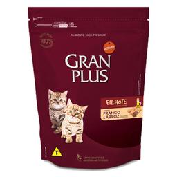 Gran Plus Alimento Para Gato Cachorro Sabor Pollo & Arroz