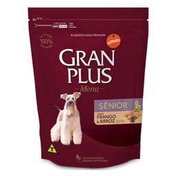 Gran Plus Alimento Para Perro Senior Sabor Pollo & Arroz