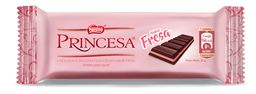 Princesa Chocolate Nestle Fresa 30 Gr