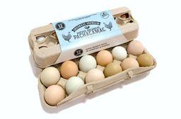 Huevos Organicos En Jaba