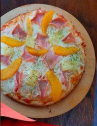 Pizza Cuatro Sabores Familiar