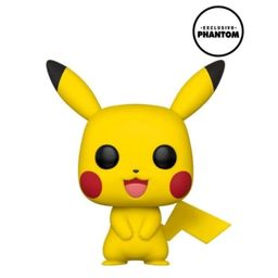 Funko Pop Games: Pokemon S1 - Pikachu