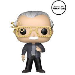Funko Pop Marvel: Stan Lee Cameo - Futuristic Glasses