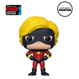 Funko Pop Marvel: 80Th- First Appearance - Captain Marvel