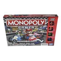 Hasbro Monopoly Mario Kart Gamer
