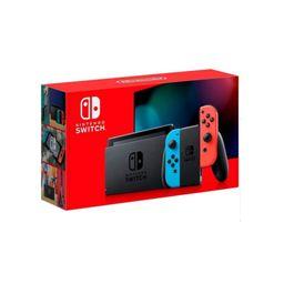 Consola Nintendo Switch Neón Batería Extendida