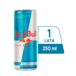 Red Bull Sin Azúcar 250 ml