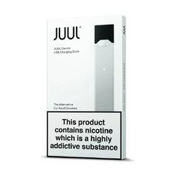 JUUL | PODS | Basic Kit | Silver
