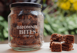 Jar de Brownie Bites