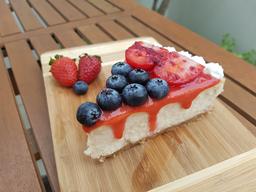 NY Cheesecake de Frutos Rojos