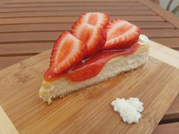 NY Cheesecake de Fresa