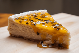 NY Cheesecake de Maracuyá