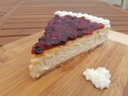 NY Cheesecake de Sauco