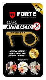 Llave Anti-Tacto Forte