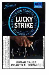 Cigarro Lucky Click On Roll Grande