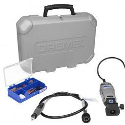 Minitorno Dremel 3000 Kit 30 Accesorios + 2 Aditamentos