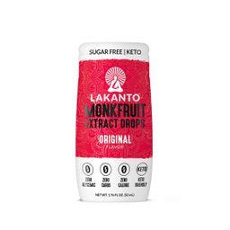 Lakanto Endulzante Monkfruit Liquido 52 Ml