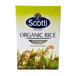 Scotti Arroz Orgánico 500 Gr
