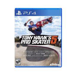 Ps4 Jgo Tony Hawk