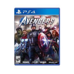 Ps4 Jgo Marvel'S Avengers