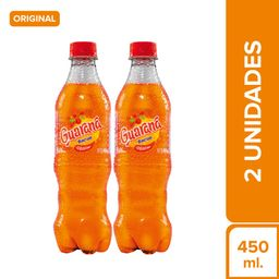 Guarana Regular 450 Ml 2X