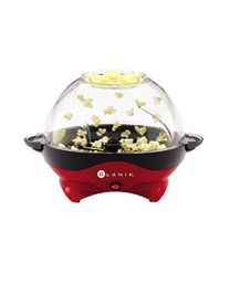 Máquina Eléctrica Para Hacer Popcorn Blanik
