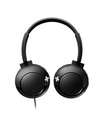 Audífonos Philips Shl3075Bk Con Micrófono On Ear - Negro