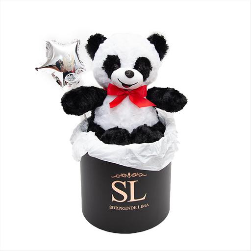 Teddy Box Panda