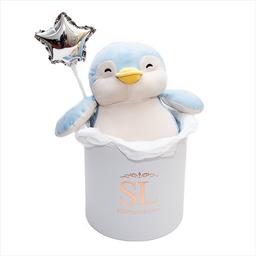 Teddy Box Penguin