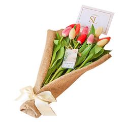 Hnad Tied Tulips
