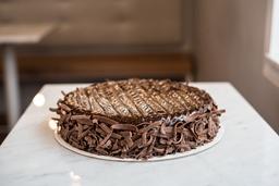 Torta de Chocolate con Manjar Grande