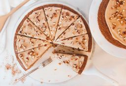 Torta de Zanahoria Grande