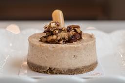 Cheesecake de Canela