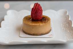 Cheesecake de Creme Brulee