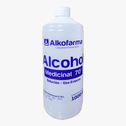 Alcohol 70° 1000Ml