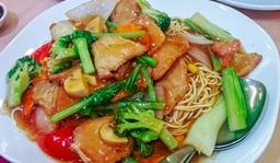 Chow Mein de Chancho