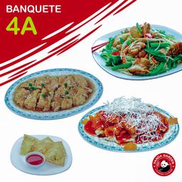 Banquete 4 Personas - 4A