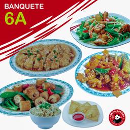 Banquete 6 Personas - 6A