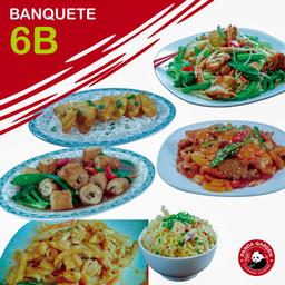 Banquete 6 Personas – 6B
